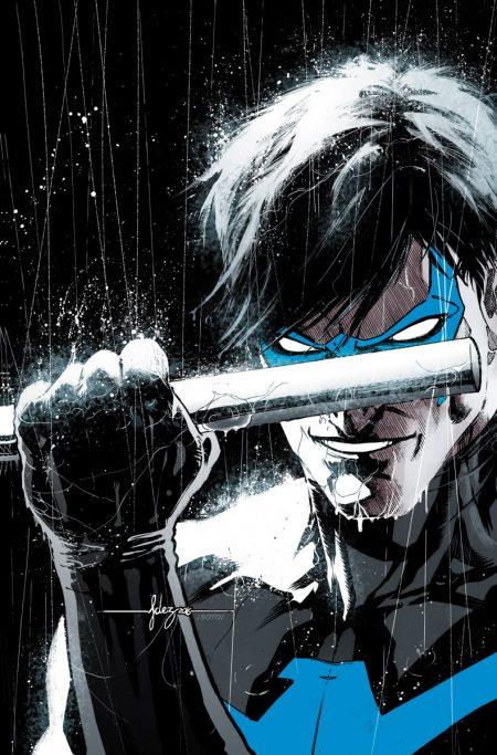 """Nightwing Rebirth"" #1"