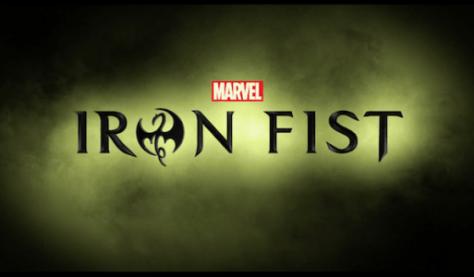 Logo - Marvel Iron Fist