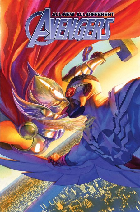 """""""True Believers: All-New All-Different Avengers: Cyclone"""" #1"""