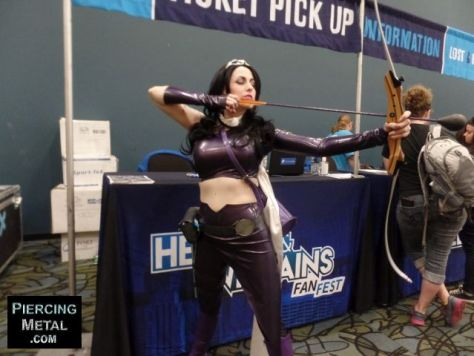 heroes and villains fan fest, heroes and villains fan fest 2016