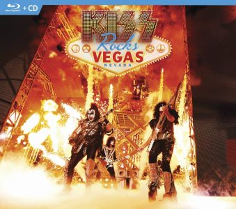 """KISS Rocks Vegas"" by KISS [Blu-ray/CD]"