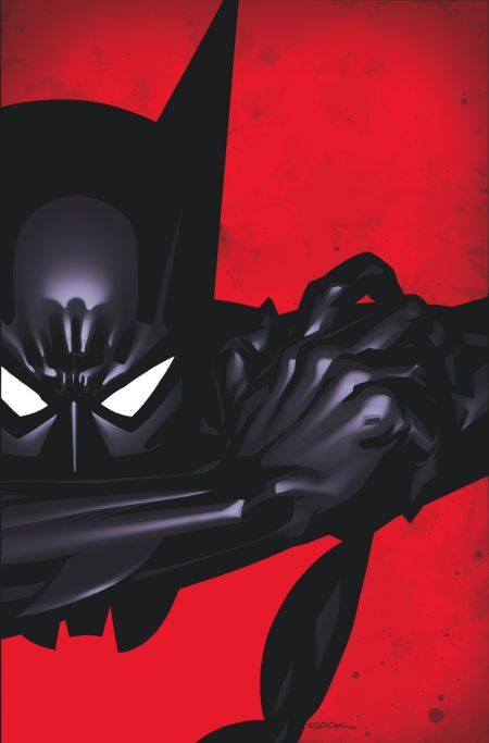 """Batman Beyond: Rebirth"" #1"