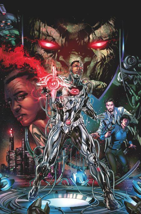 """""""Cyborg"""" #1"""