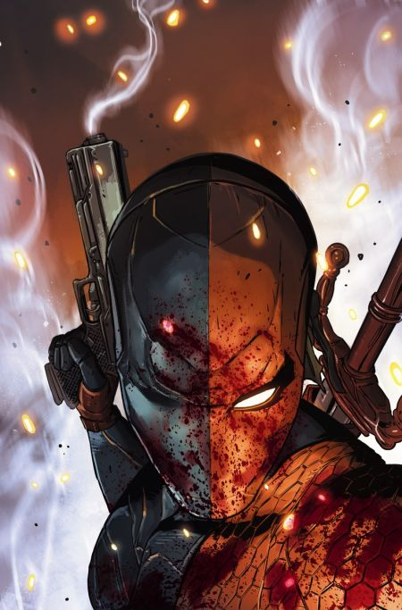"""Deathstroke: Rebirth"" #1"