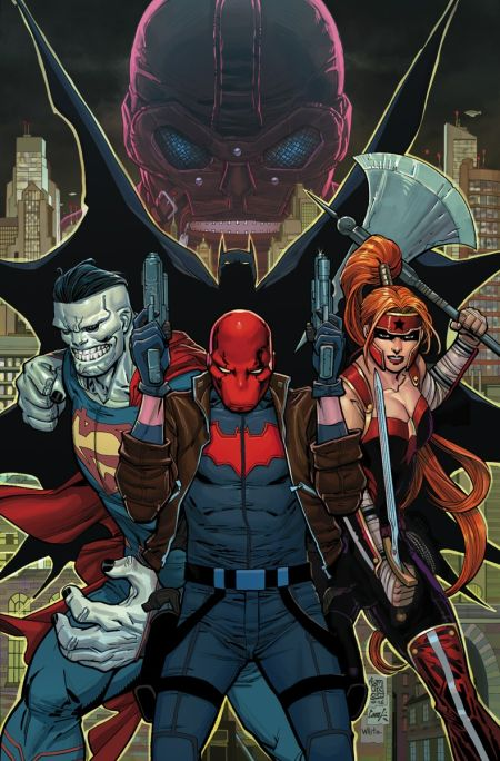 """Red Hood and The Outlaws"" #1"