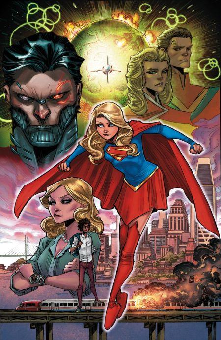 """""""Supergirl"""" #1"""