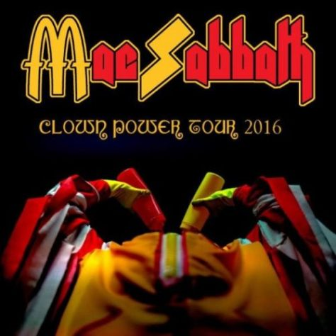 Tour - Mac Sabbath - 2016