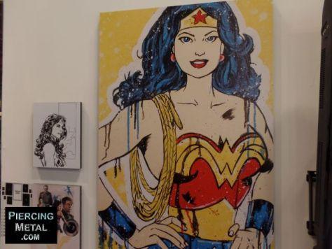 ny comic con 2016, nycc 2016, wonder woman, the art of wonder
