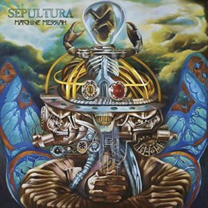"""I Am The Enemy"" (Single) by Sepultura"