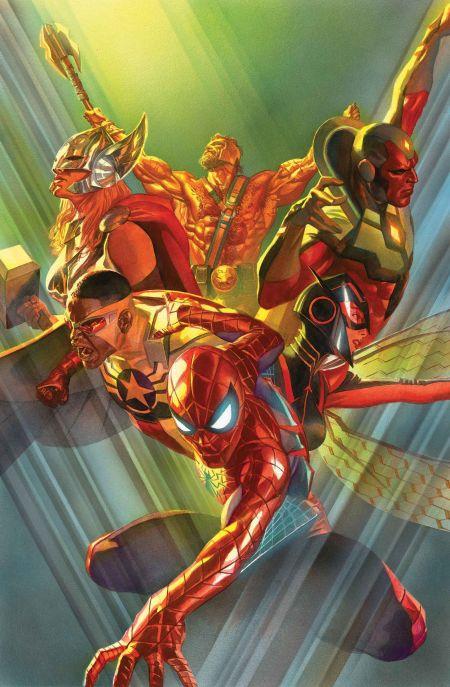 """""""Avengers"""" #1"""