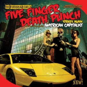 """""""Under And Over It"""" (Single) by Five Finger Death Punch"""