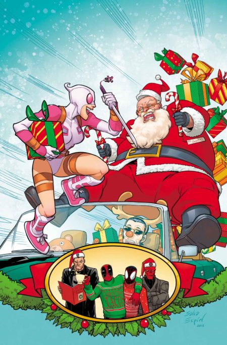 """Gwenpool Holiday Special"" #1"