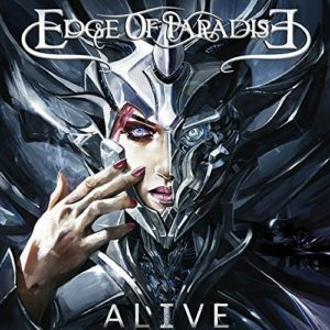 """Alive"" (Single) by Edge Of Paradise"