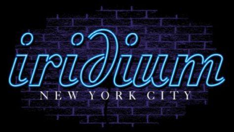 the iridium nyc logo