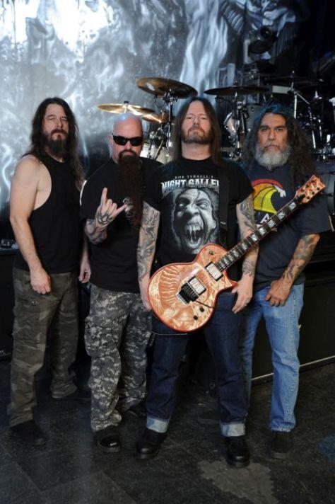 slayer, slayer group photo