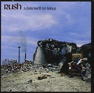 "Rush Honors ""Farewell To Kings"" 40th Annniversary Early w ""Cygnus X-1"" RSD Exclusive"