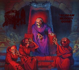 """""""Scream Bloody Gore""""; Death's Debut @ Thirty Years (1987-2017)"""