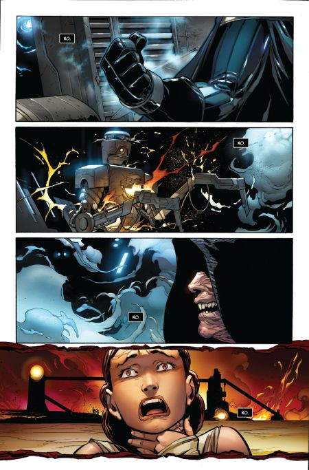 marvel comics, preview pages