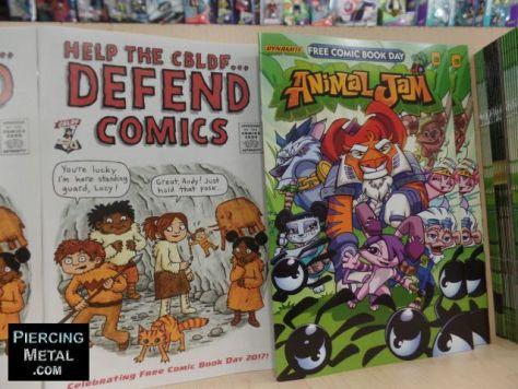 free comic book day, free comic book day 2017, fcbd, fcbd 2017