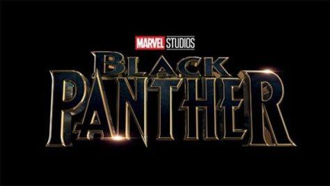 black panther movie logo