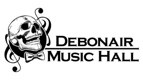 debonair music hall logo