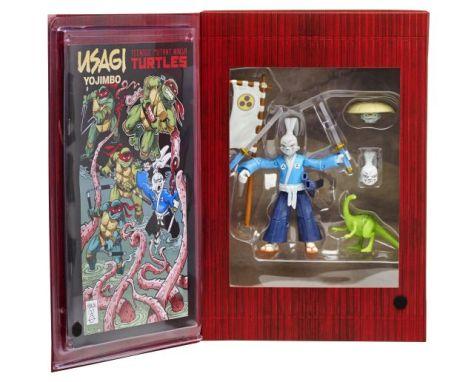 playmates toys, usagi yojimbo action figure, sdcc exclusives