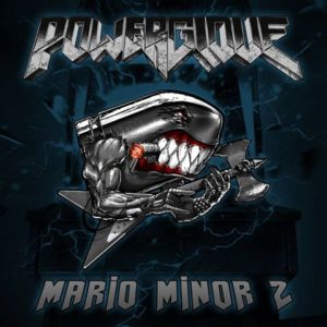 """Mario Minor 2"" (Single) by Powerglove"