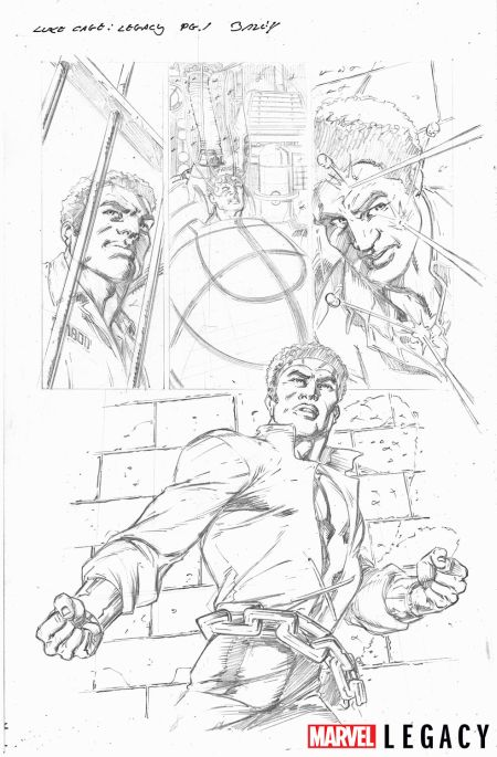 marvel comics, marvel legacy, marvel primer pages