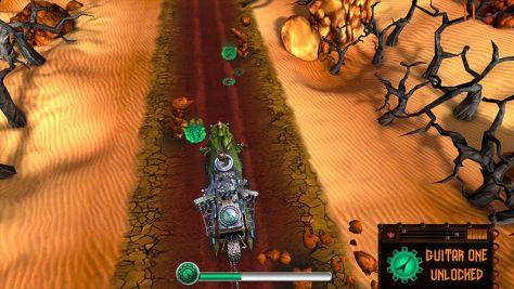 judas priest: road to valhalla, screenshots