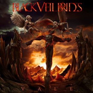 black veil brides, album covers