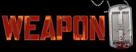 weapon h logo comics