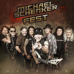 """Warrior"" (Single) by Michael Schenker Fest"