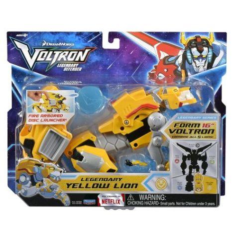 playmates toys, voltron legendary defender, voltron legendary lion collection, action figures