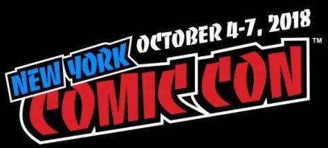 ny comic con logo 2018, nycc 2018