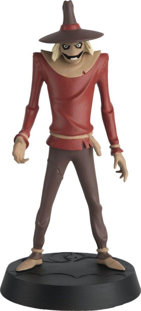 eaglemoss collections, batman the animated series, superhero figurines