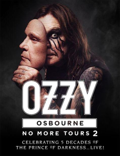 tour posters, ozzy osbourne, ozzy osbourne tour posters