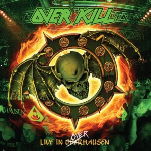"Nuclear Blast Presents: Overkill ""Live In Overhausen"" Official Trailer #1"