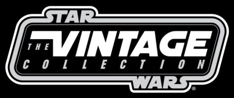 star wars: the vintage collection logo