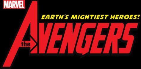 avengers comics logo
