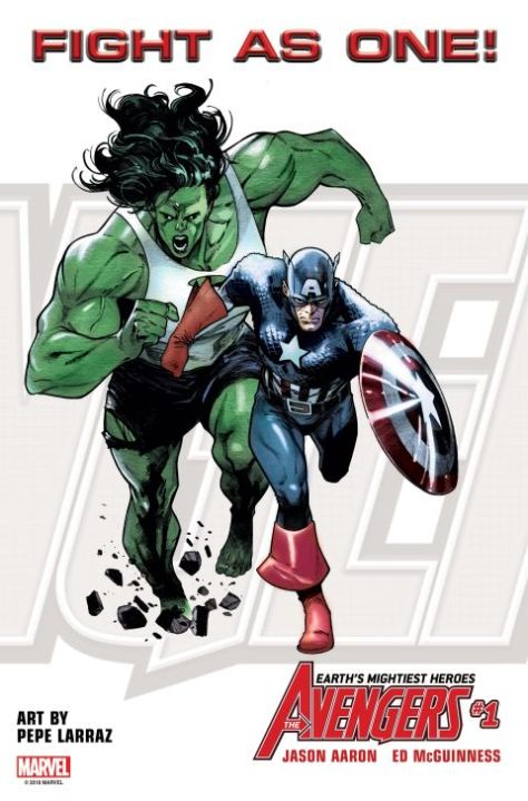 marvel comics, the avengers