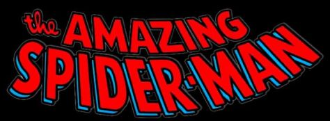 amazing spider-man comics logo