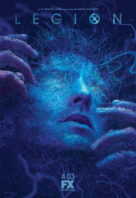 legion season two, television posters