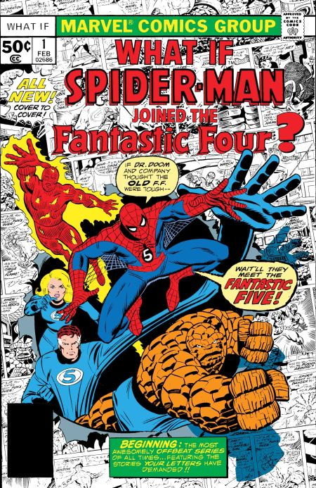 marvel comics, true believers, comic book covers, fantastic four