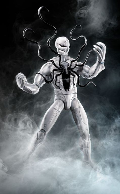 hasbro toys, marvel legends series, action figures, venom action figures