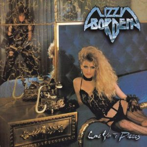 album covers, lizzy borden