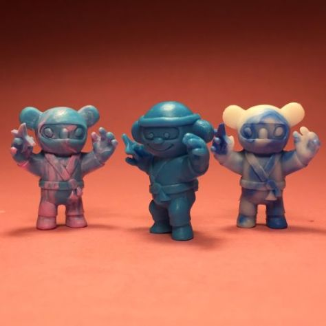 woot bear, woot bear figurines