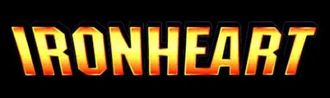 ironheart comics logo, marvel comics, marvel entertainment