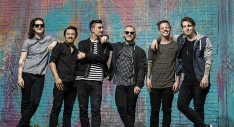 we came as romans band photo