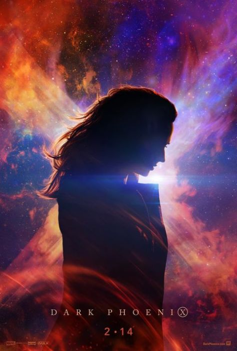 movie posters, dark phoenix