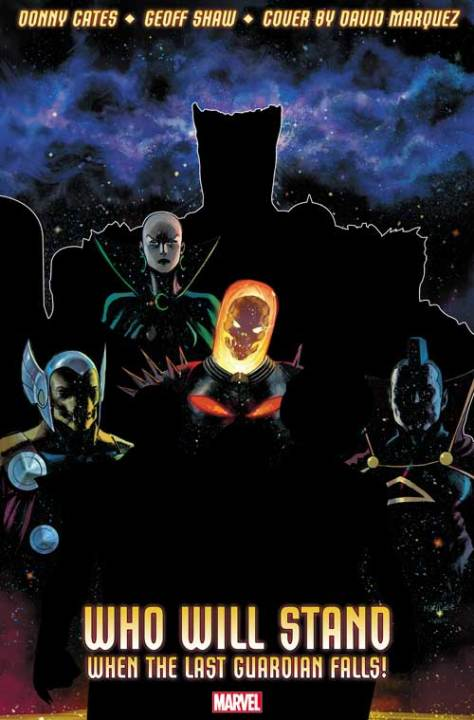 marvel comics, who will stand